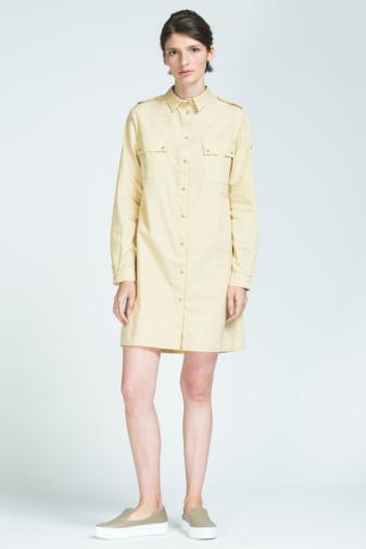 rochie mini safari marca grass doar la pickandkeep
