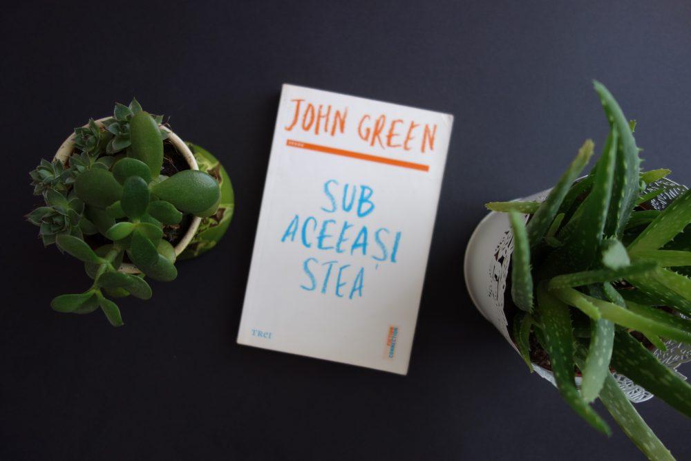 John Green - Sub aceeași stea