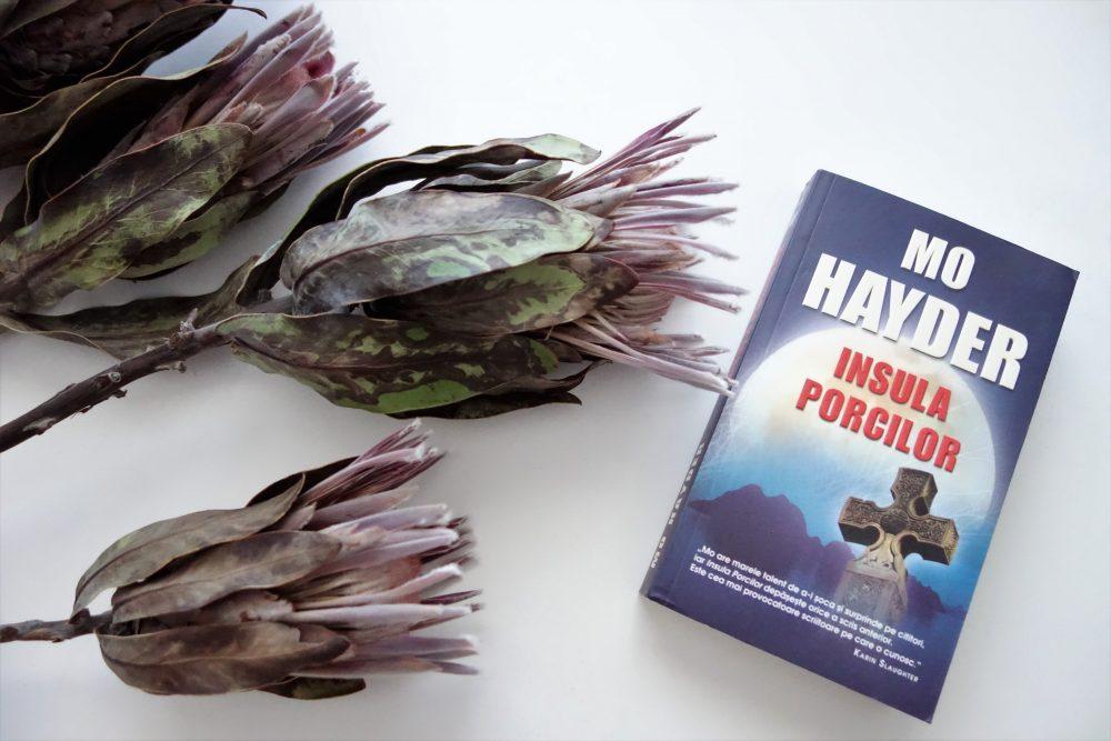 Mo Hayder: Insula Porcilor
