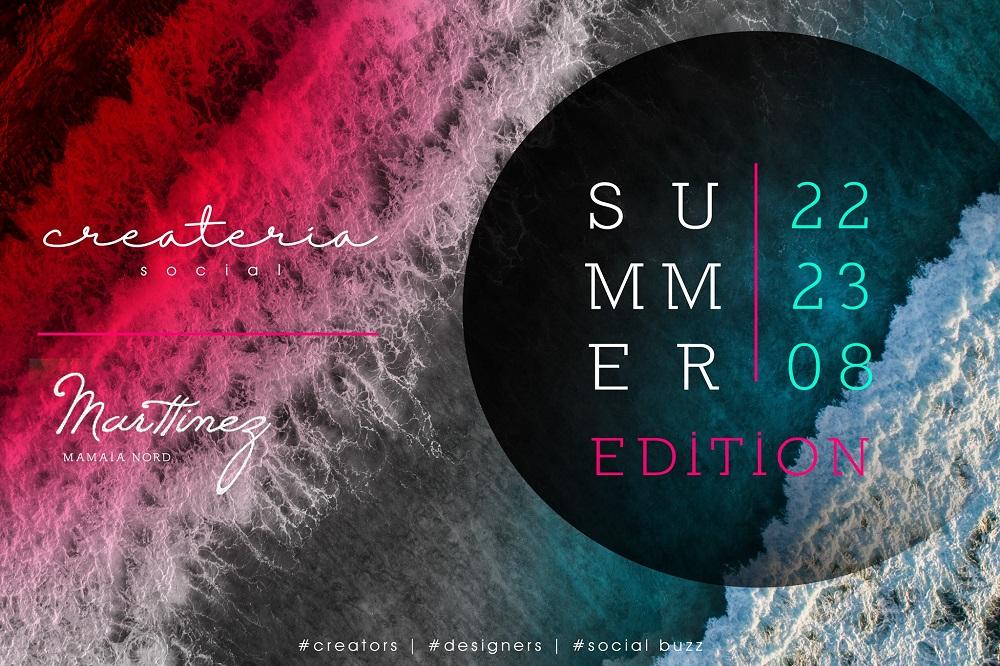Ediția de vară CREATERIA – un august plin de culoare și gust
