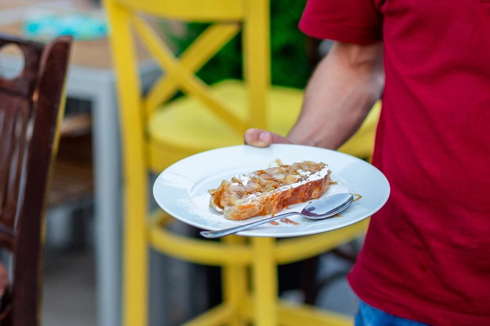 Deserturi ca la mama acasă la Berăria H, Orașul cu Chef de Viață