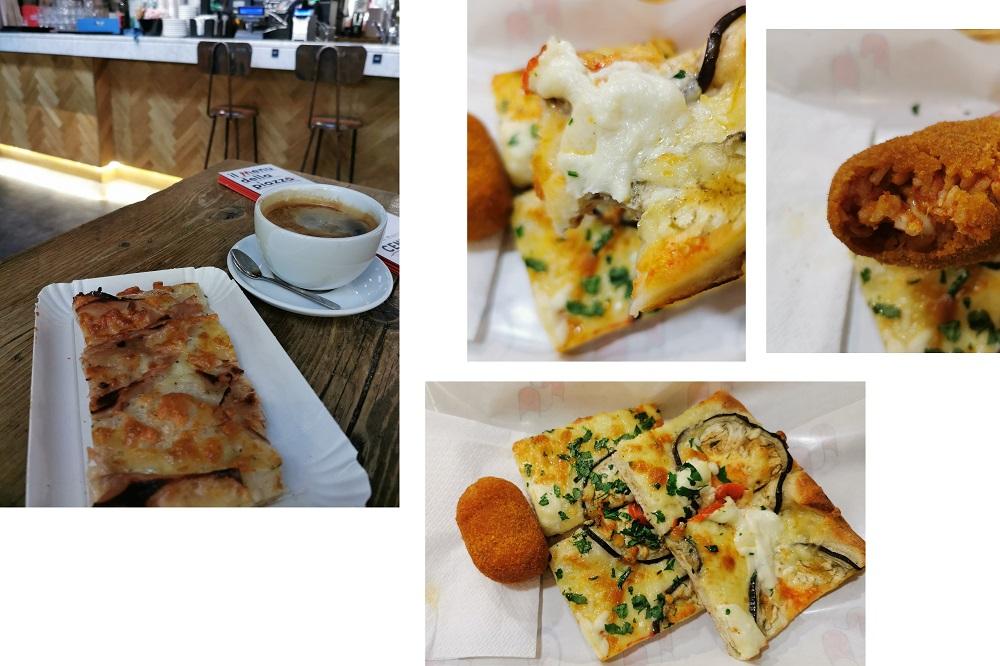 """Totul despre """"mâncarea la colț de stradă"""" din Roma"""