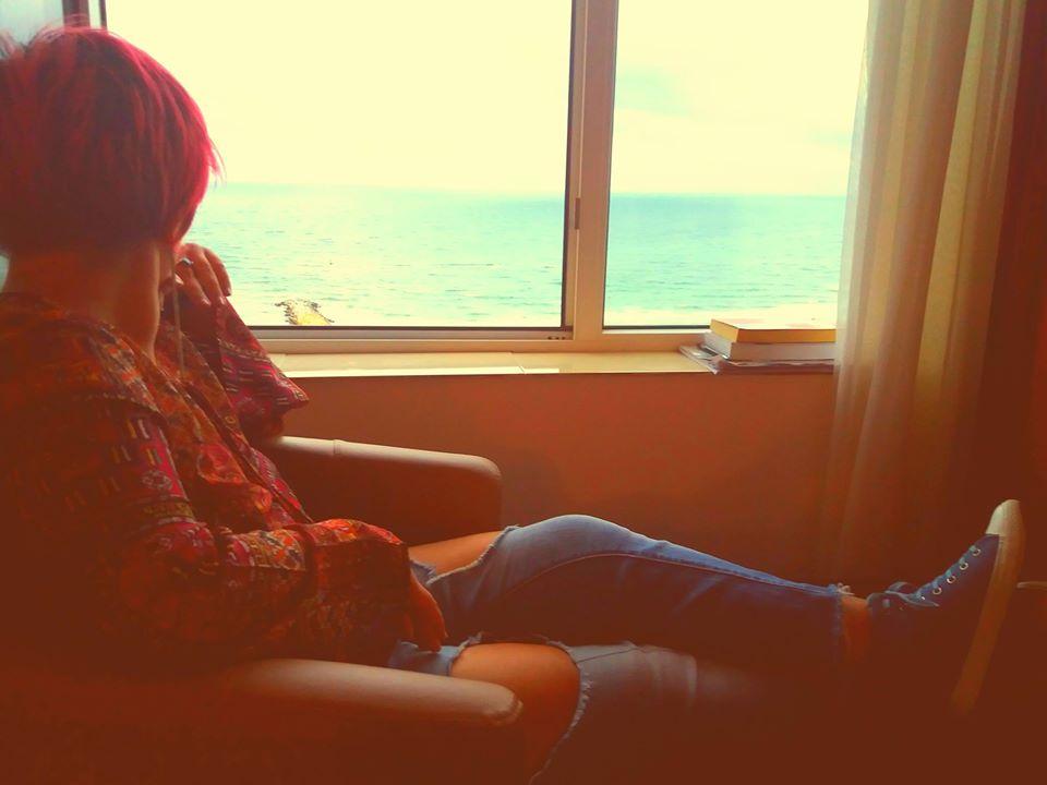 Interviu cu Sorina Alexandra Istode o muză rebelă cu părul colorat