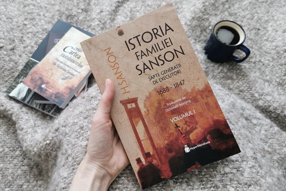 H. Sanson: Istoria familiei Sanson - Șapte generații de executori