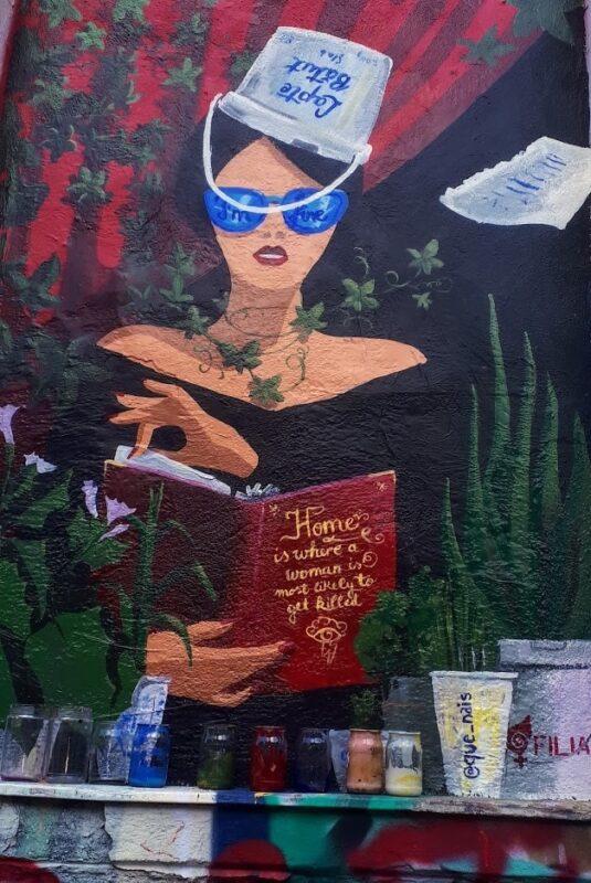 Street Art Walk în București, un traseu urban colorat