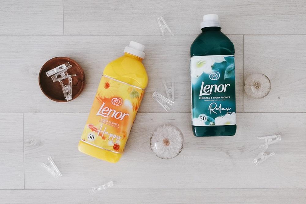 Lenor Moods - Parfumurile care mă cheamă acasă