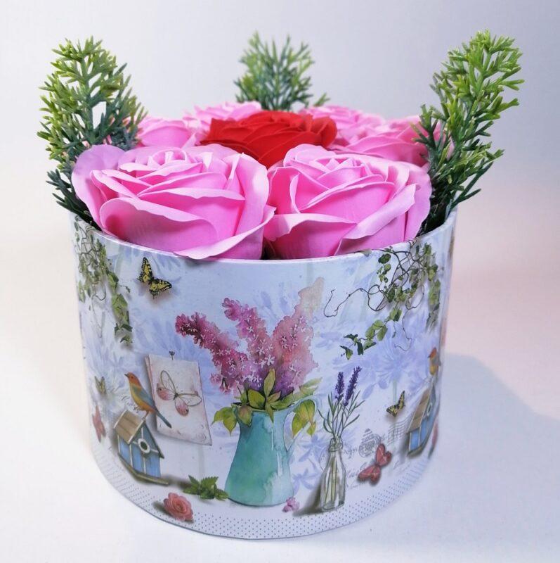 Cadouri florale parfumate și colorate, care nu se ofilesc niciodată 03