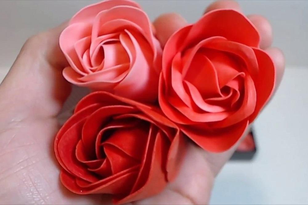 Cadouri florale parfumate și colorate, care nu se ofilesc niciodată