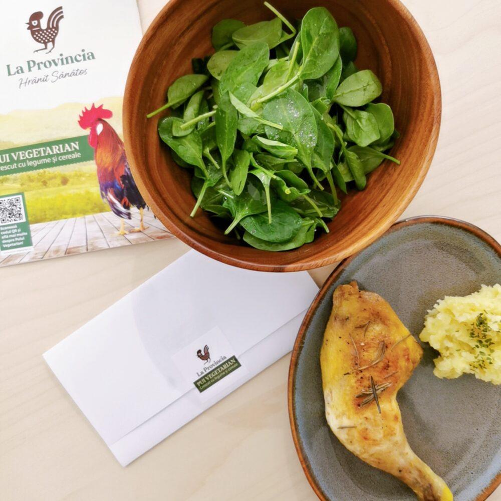 Am gătit cu Puiul Vegetarian de La Provincia și iată ce preparate au ieșit! 4
