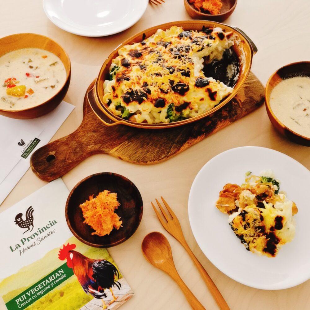 Am gătit cu Puiul Vegetarian de La Provincia și iată ce preparate au ieșit! 9