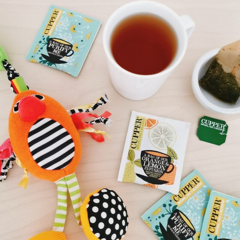 CUPPER TEA - Ceaiuri savuroase, care creează dependență 01