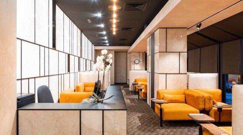 Intrare liberă în business lounge-urile din aeroporturi cu Mastercard