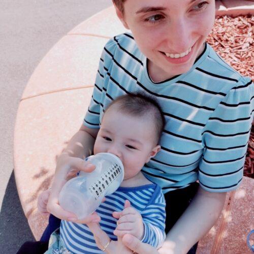 6 Luni de bebeluș. Așteptări. Realizări. Speranțe. Planuri 7