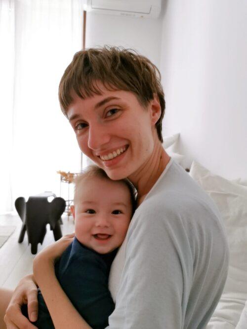 6 Luni de bebeluș. Așteptări. Realizări. Speranțe. Planuri 8
